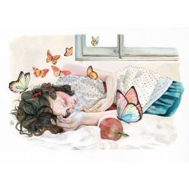 Rosabella dorment
