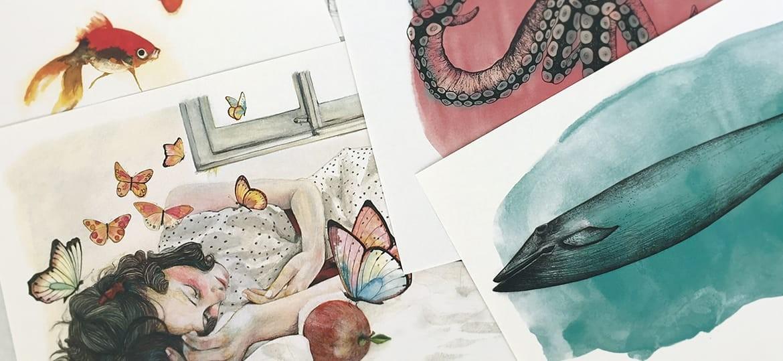 Il·lustracions vàries