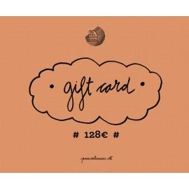 128€ Gift card