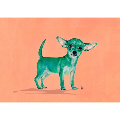 Perro Verde