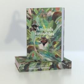 Animales invisibles ilustrado por  Joana Santamans